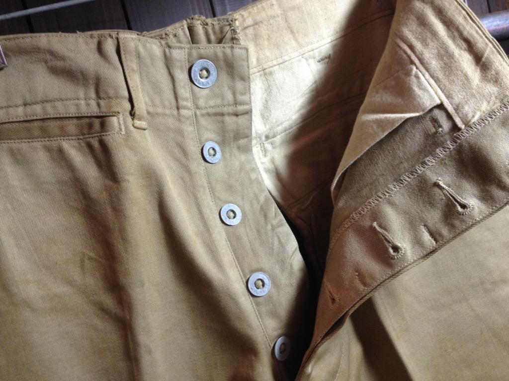 神戸店7/13(水)ヴィンテージ&スーペリア入荷!#6 US.ArmyMetal Button Chino Trousers!!!(T.W.神戸店)_c0078587_14511886.jpg
