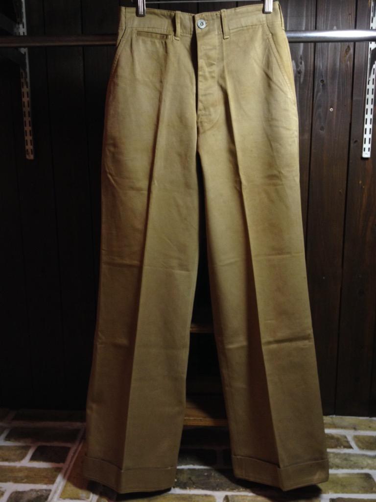 神戸店7/13(水)ヴィンテージ&スーペリア入荷!#6 US.ArmyMetal Button Chino Trousers!!!(T.W.神戸店)_c0078587_14513092.jpg