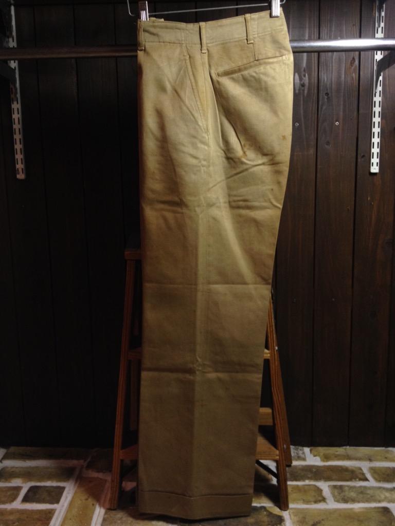 神戸店7/13(水)ヴィンテージ&スーペリア入荷!#6 US.ArmyMetal Button Chino Trousers!!!(T.W.神戸店)_c0078587_14514979.jpg