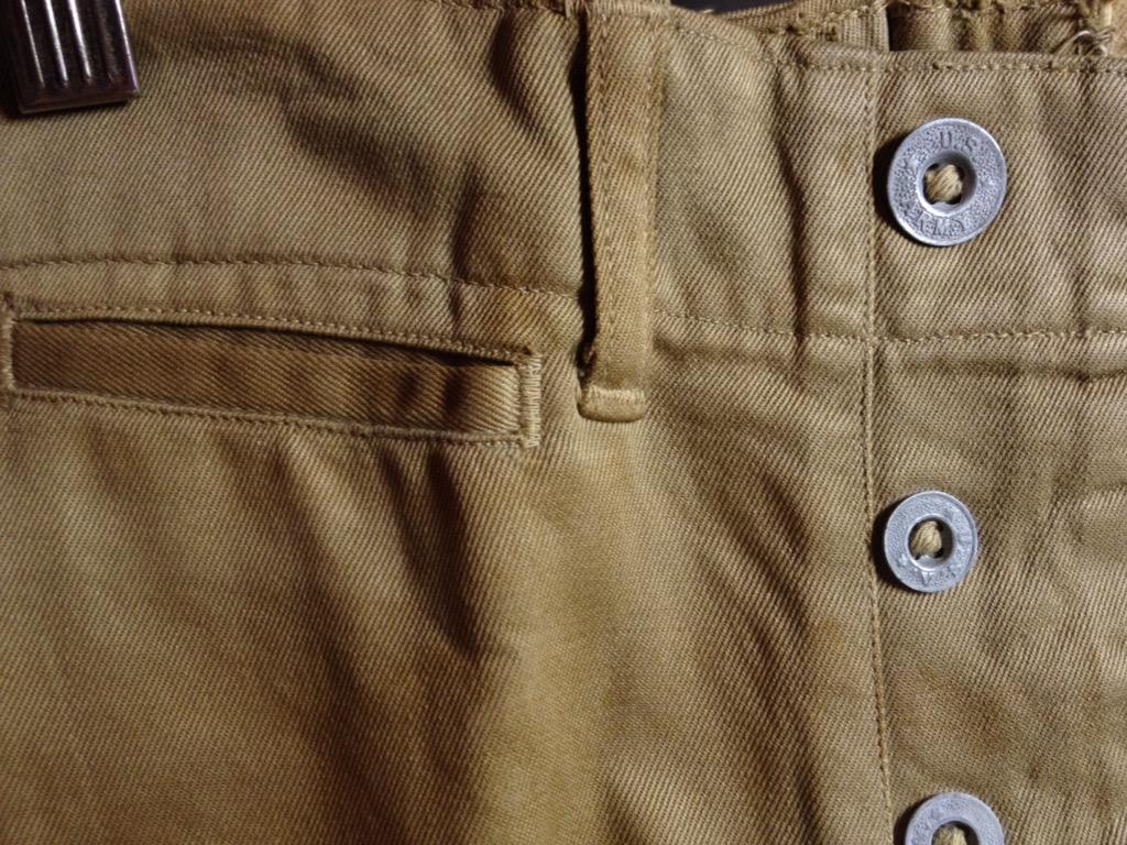 神戸店7/13(水)ヴィンテージ&スーペリア入荷!#6 US.ArmyMetal Button Chino Trousers!!!(T.W.神戸店)_c0078587_14524124.jpg