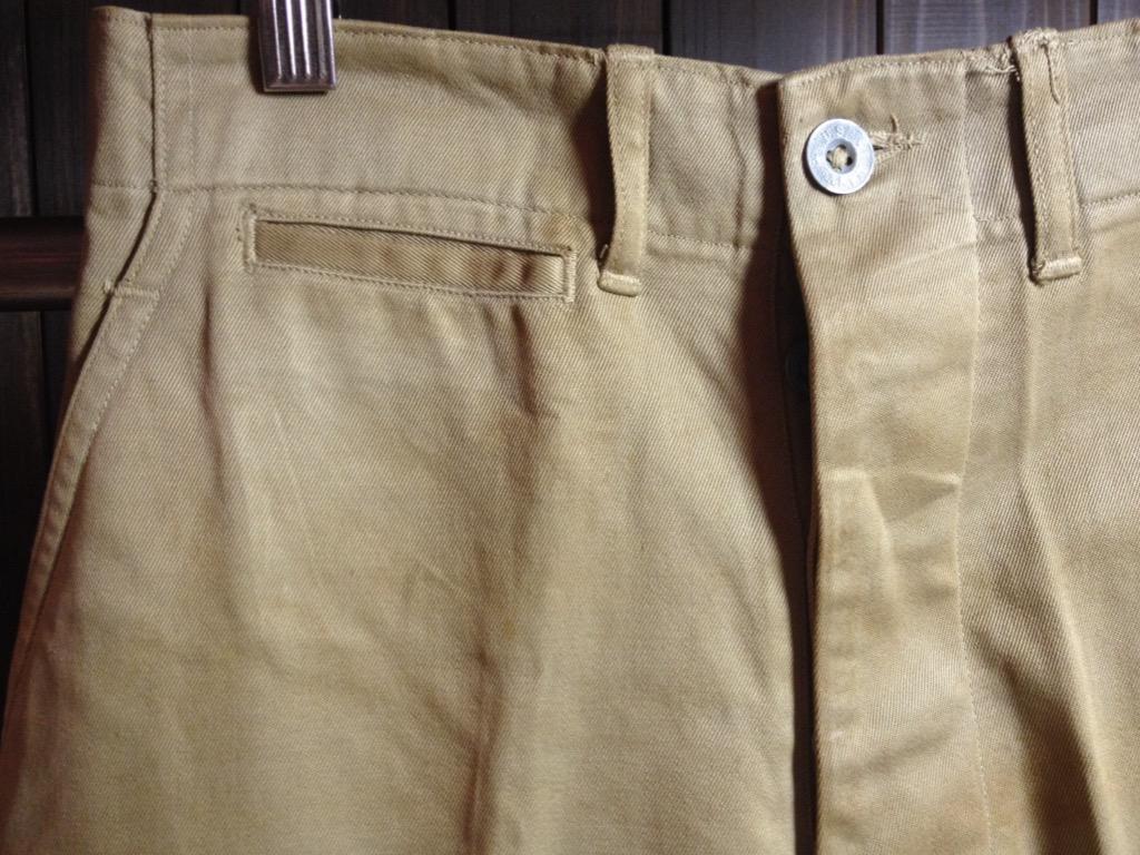 神戸店7/13(水)ヴィンテージ&スーペリア入荷!#6 US.ArmyMetal Button Chino Trousers!!!(T.W.神戸店)_c0078587_1454785.jpg