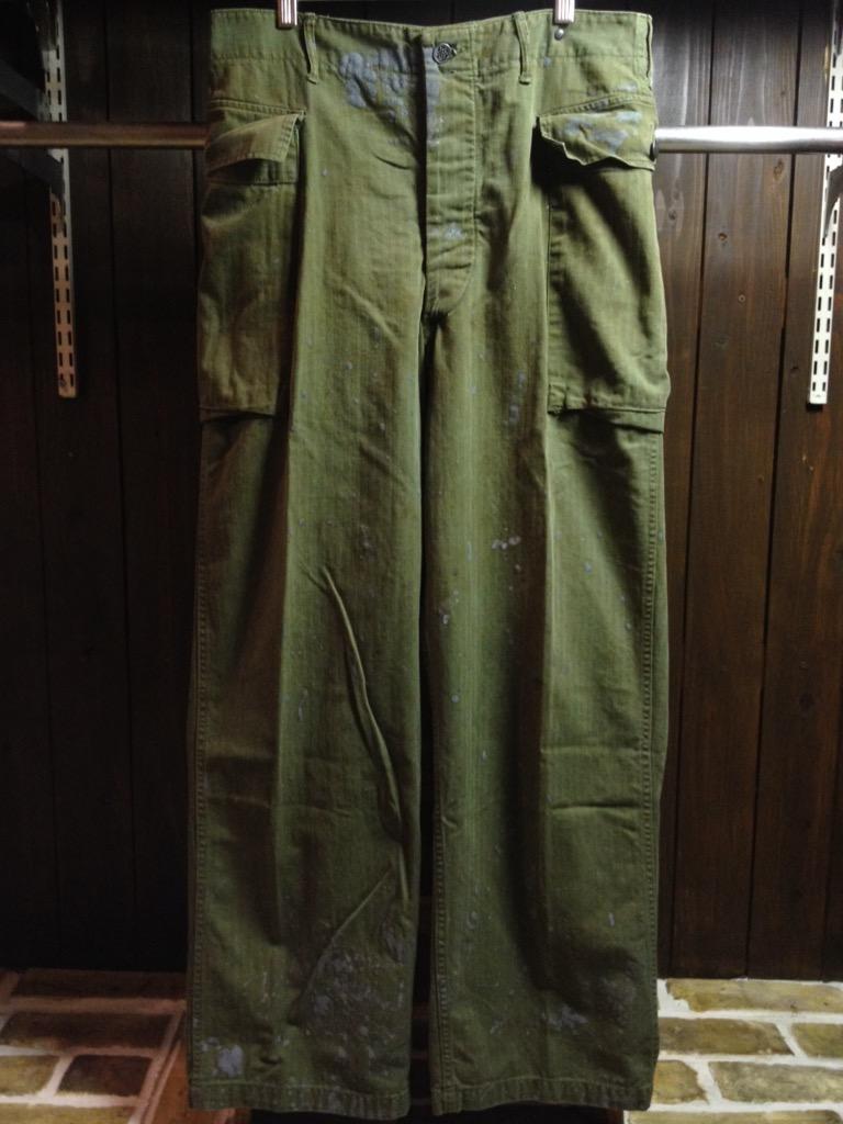 神戸店7/13(水)ヴィンテージ&スーペリア入荷!#6 US.ArmyMetal Button Chino Trousers!!!(T.W.神戸店)_c0078587_14553360.jpg