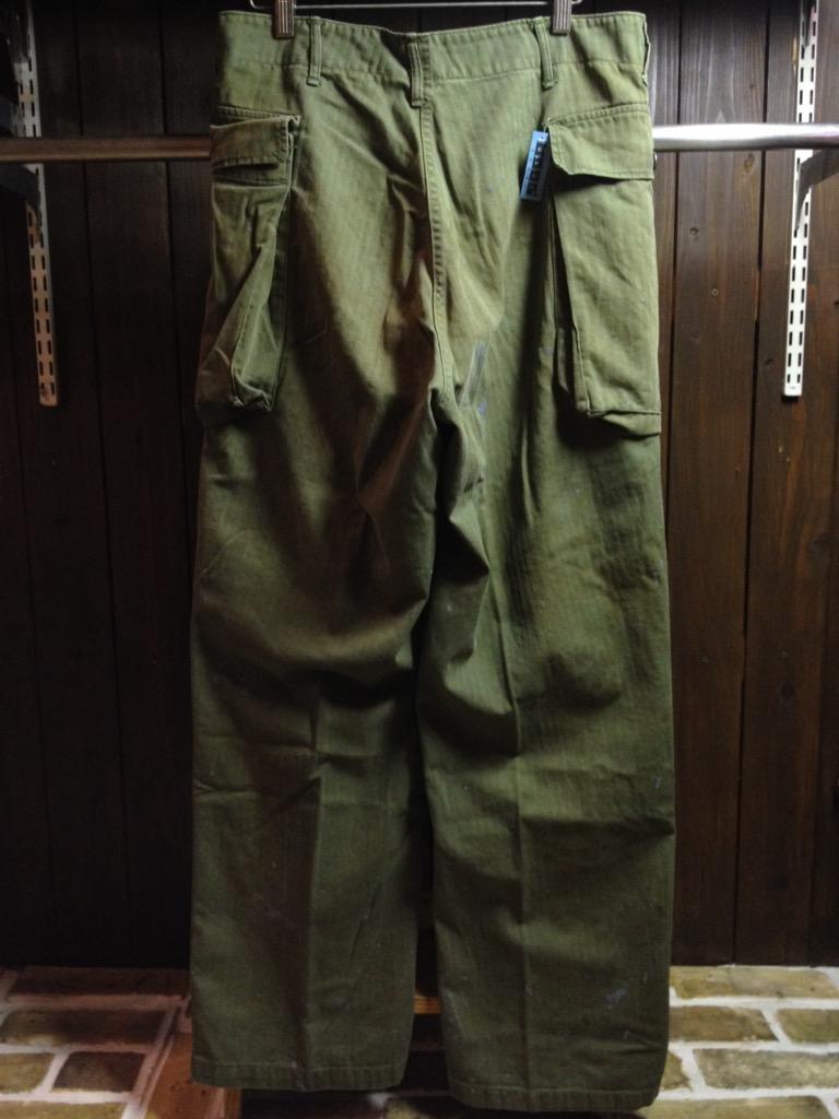 神戸店7/13(水)ヴィンテージ&スーペリア入荷!#6 US.ArmyMetal Button Chino Trousers!!!(T.W.神戸店)_c0078587_14554214.jpg
