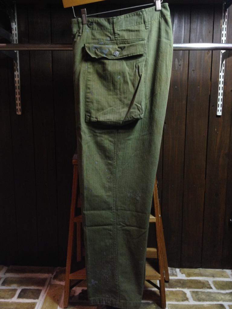 神戸店7/13(水)ヴィンテージ&スーペリア入荷!#6 US.ArmyMetal Button Chino Trousers!!!(T.W.神戸店)_c0078587_14555295.jpg