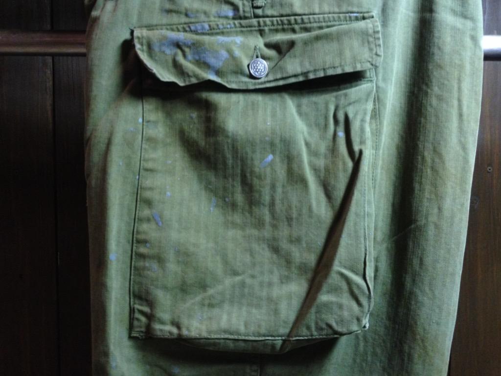 神戸店7/13(水)ヴィンテージ&スーペリア入荷!#6 US.ArmyMetal Button Chino Trousers!!!(T.W.神戸店)_c0078587_14561955.jpg