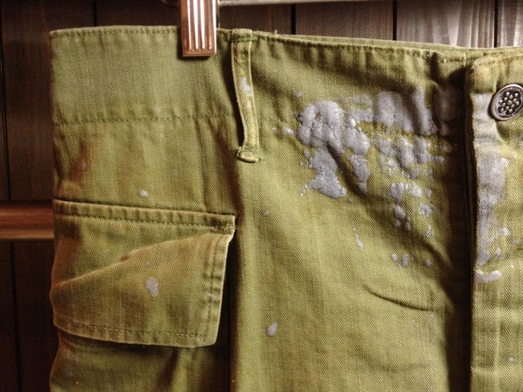 神戸店7/13(水)ヴィンテージ&スーペリア入荷!#6 US.ArmyMetal Button Chino Trousers!!!(T.W.神戸店)_c0078587_14582339.jpg