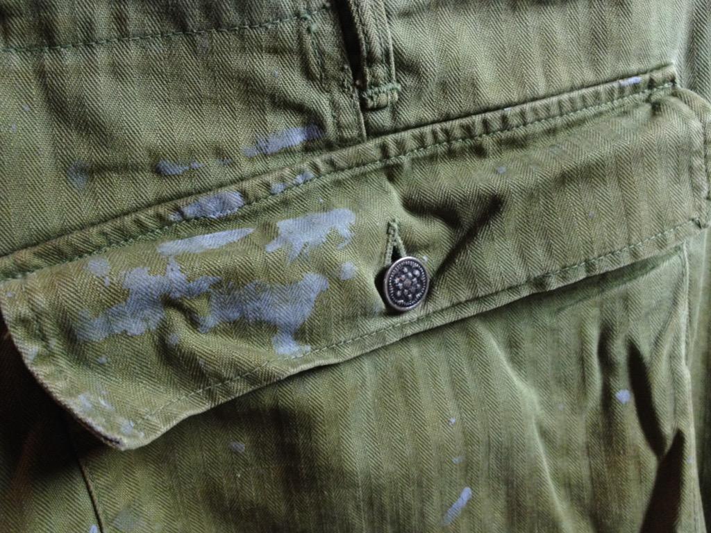 神戸店7/13(水)ヴィンテージ&スーペリア入荷!#6 US.ArmyMetal Button Chino Trousers!!!(T.W.神戸店)_c0078587_14593439.jpg