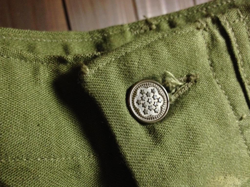 神戸店7/13(水)ヴィンテージ&スーペリア入荷!#6 US.ArmyMetal Button Chino Trousers!!!(T.W.神戸店)_c0078587_15103322.jpg