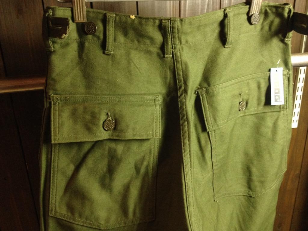 神戸店7/13(水)ヴィンテージ&スーペリア入荷!#6 US.ArmyMetal Button Chino Trousers!!!(T.W.神戸店)_c0078587_15111999.jpg