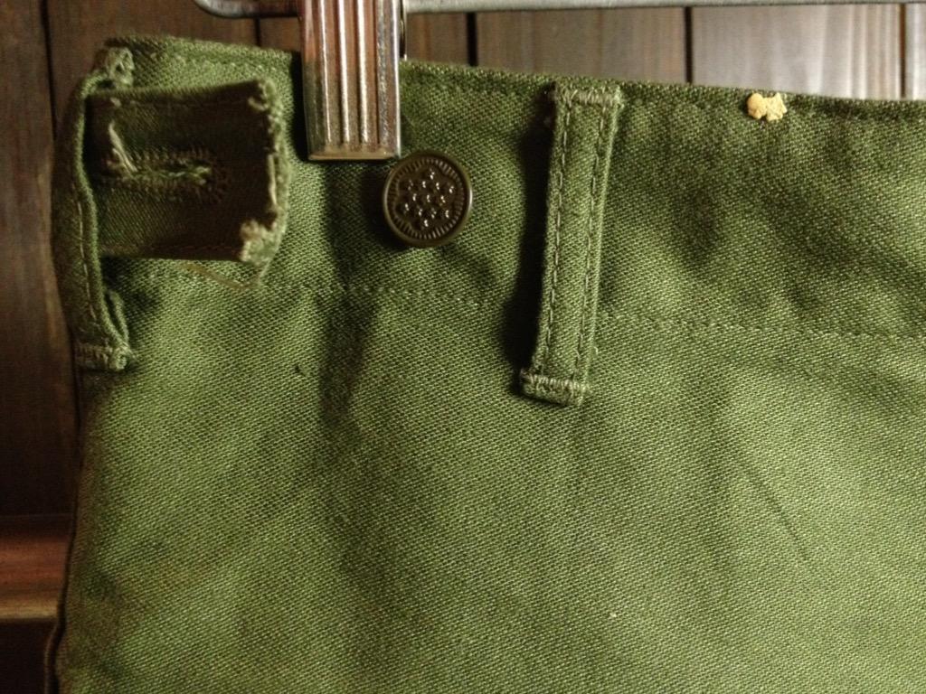 神戸店7/13(水)ヴィンテージ&スーペリア入荷!#6 US.ArmyMetal Button Chino Trousers!!!(T.W.神戸店)_c0078587_15112764.jpg