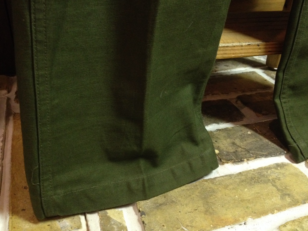 神戸店7/13(水)ヴィンテージ&スーペリア入荷!#6 US.ArmyMetal Button Chino Trousers!!!(T.W.神戸店)_c0078587_15115814.jpg