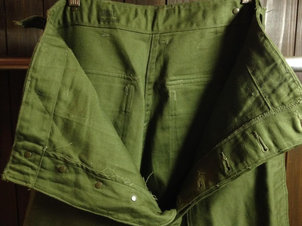 神戸店7/13(水)ヴィンテージ&スーペリア入荷!#6 US.ArmyMetal Button Chino Trousers!!!(T.W.神戸店)_c0078587_1511759.jpg