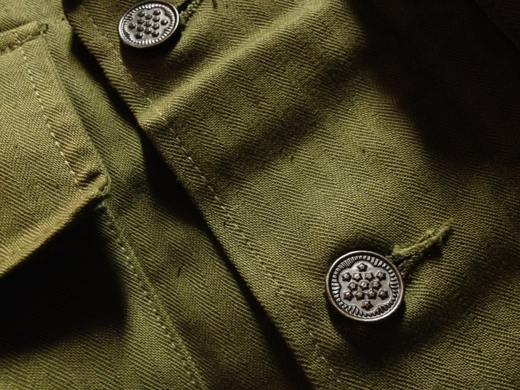 神戸店7/13(水)ヴィンテージ&スーペリア入荷!#6 US.ArmyMetal Button Chino Trousers!!!(T.W.神戸店)_c0078587_151337.jpg