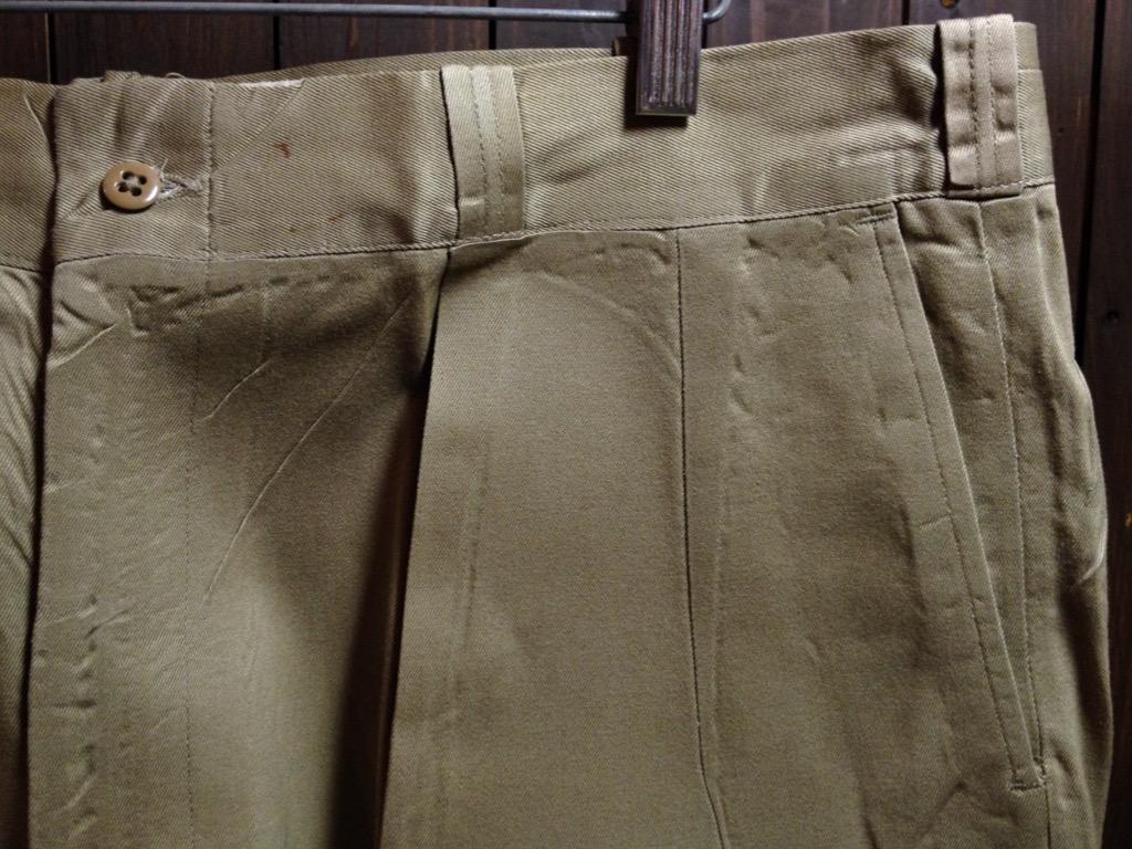 神戸店7/13(水)ヴィンテージ&スーペリア入荷!#6 US.ArmyMetal Button Chino Trousers!!!(T.W.神戸店)_c0078587_1535531.jpg