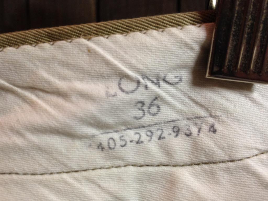 神戸店7/13(水)ヴィンテージ&スーペリア入荷!#6 US.ArmyMetal Button Chino Trousers!!!(T.W.神戸店)_c0078587_1538418.jpg