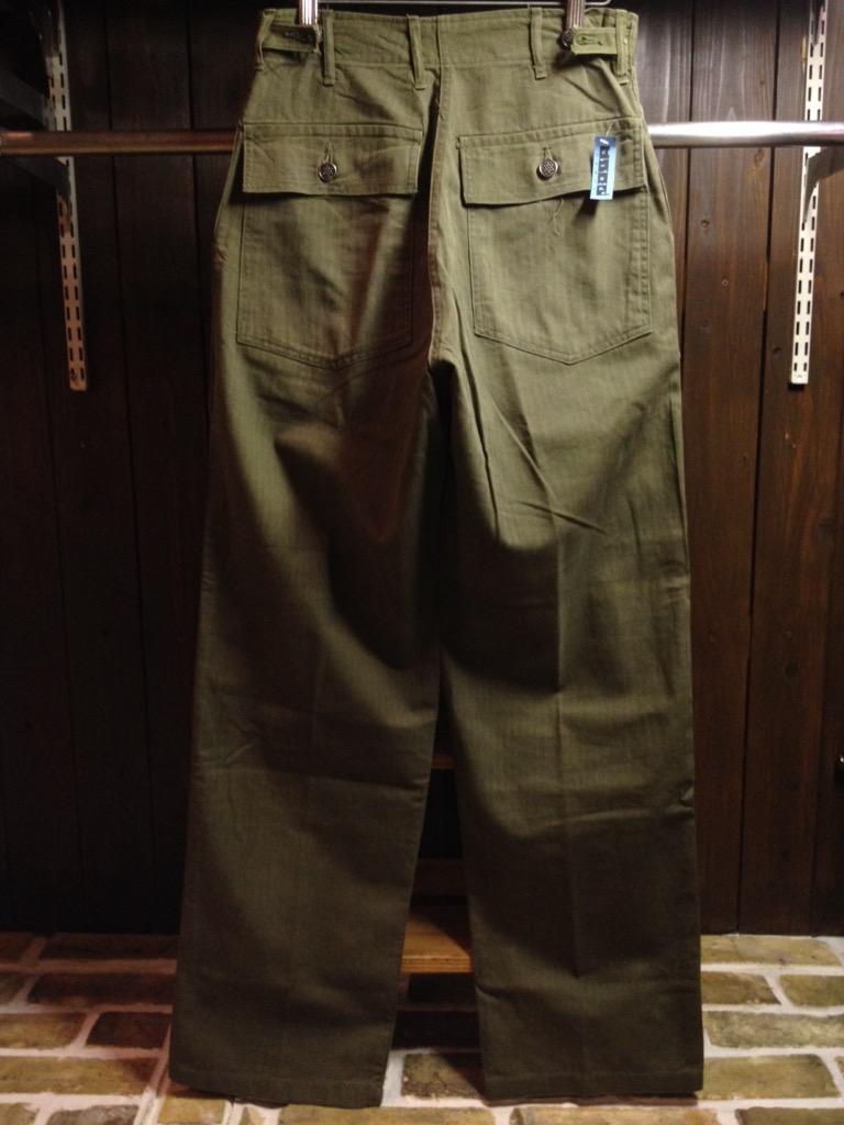 神戸店7/13(水)ヴィンテージ&スーペリア入荷!#6 US.ArmyMetal Button Chino Trousers!!!(T.W.神戸店)_c0078587_1563151.jpg