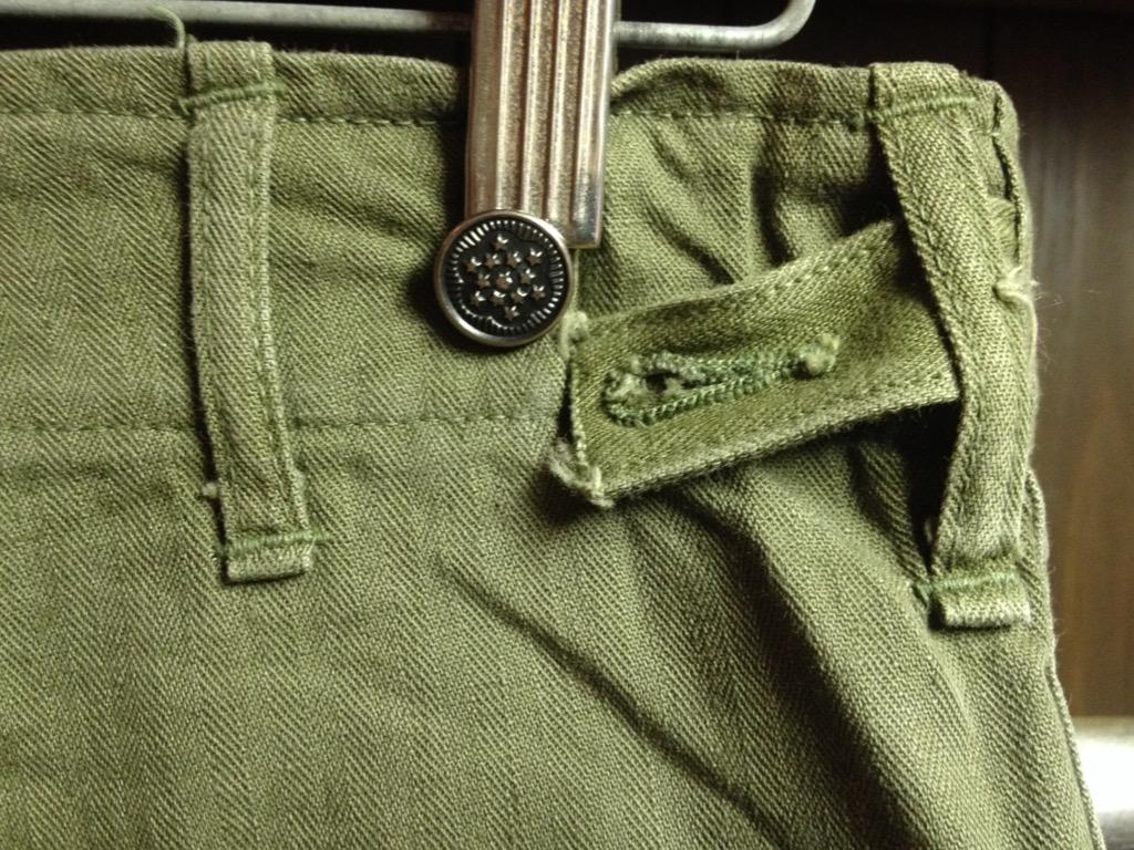 神戸店7/13(水)ヴィンテージ&スーペリア入荷!#6 US.ArmyMetal Button Chino Trousers!!!(T.W.神戸店)_c0078587_1584635.jpg