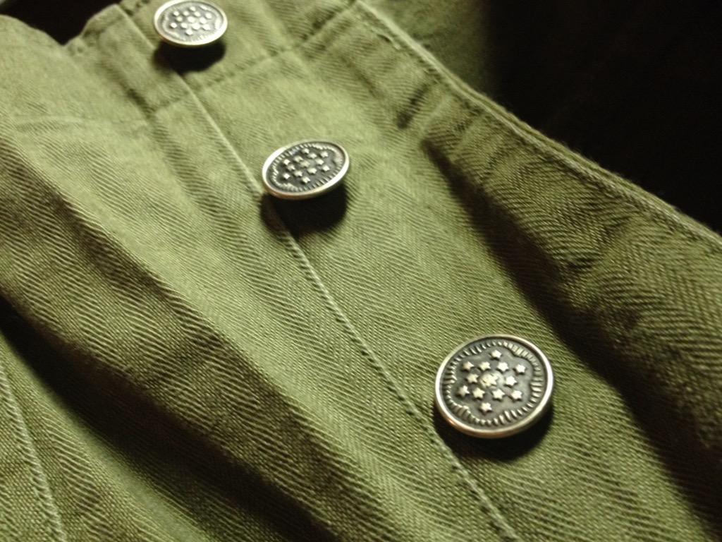 神戸店7/13(水)ヴィンテージ&スーペリア入荷!#6 US.ArmyMetal Button Chino Trousers!!!(T.W.神戸店)_c0078587_158726.jpg