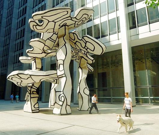 ロウアーマンハッタンでパブリック・アート巡りお散歩_b0007805_622427.jpg
