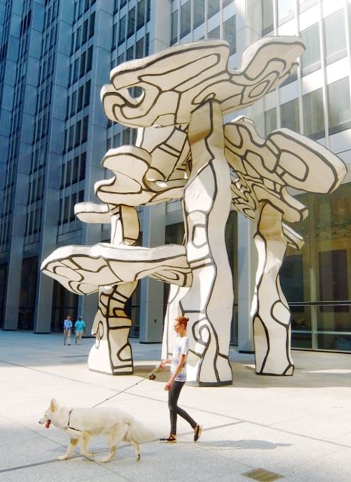 ロウアーマンハッタンでパブリック・アート巡りお散歩_b0007805_624743.jpg