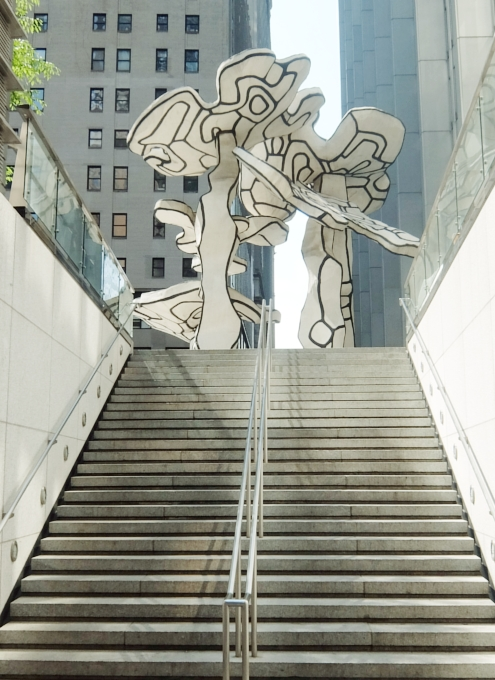 ロウアーマンハッタンでパブリック・アート巡りお散歩_b0007805_62852.jpg