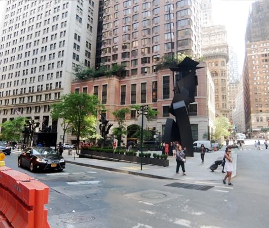 ロウアーマンハッタンでパブリック・アート巡りお散歩_b0007805_692723.jpg