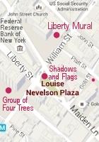 ロウアーマンハッタンでパブリック・アート巡りお散歩_b0007805_9504455.jpg