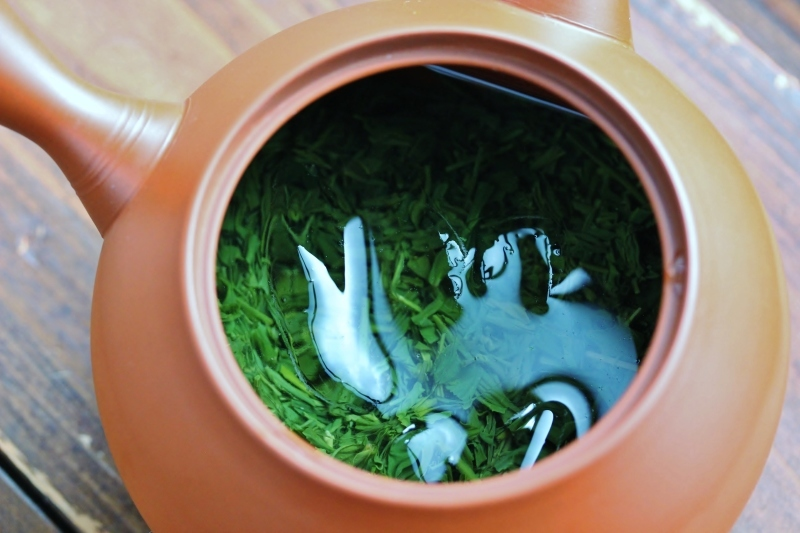 カテキンが食中毒予防をサポート!ごはんの時は「緑茶」がおすすめ