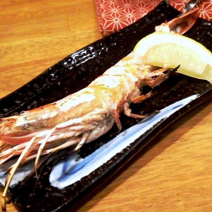 那覇・牧志 「焼膳」 新鮮食材を炭火焼で_c0362623_21101083.jpg
