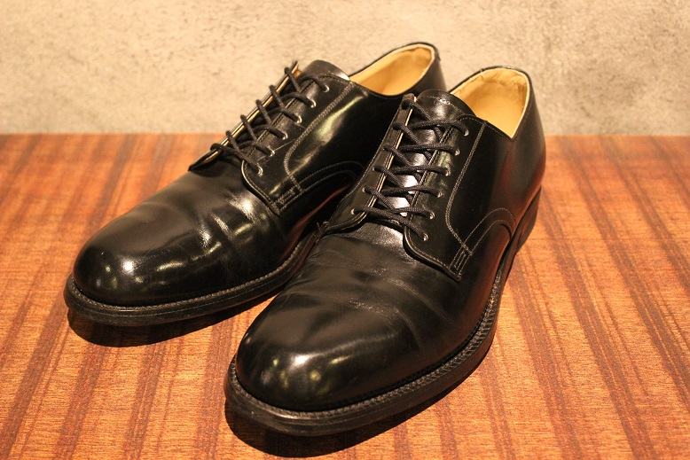 "USED ""VINTAGE LEATHER SHOES\"" ご紹介_f0191324_9164913.jpg"