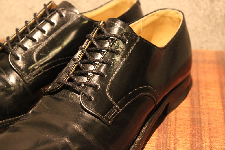 "USED ""VINTAGE LEATHER SHOES\"" ご紹介_f0191324_9184231.jpg"