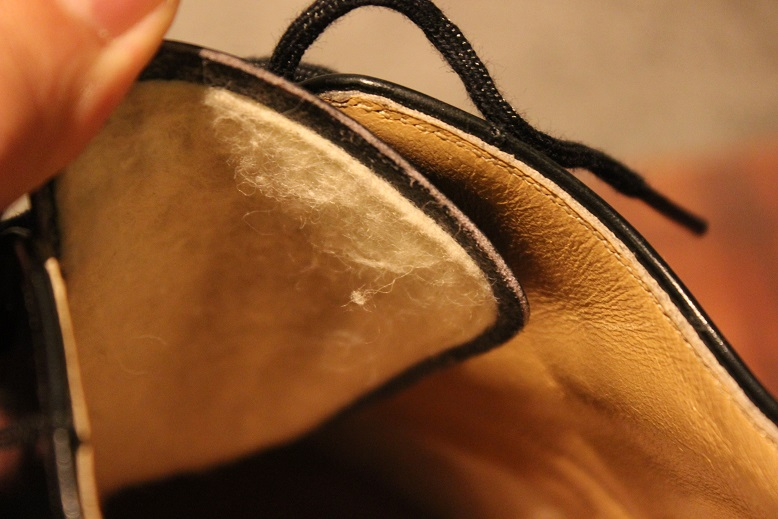 "USED ""VINTAGE LEATHER SHOES\"" ご紹介_f0191324_9192760.jpg"