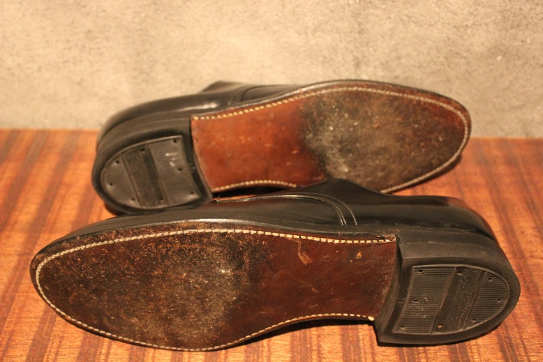 "USED ""VINTAGE LEATHER SHOES\"" ご紹介_f0191324_919624.jpg"