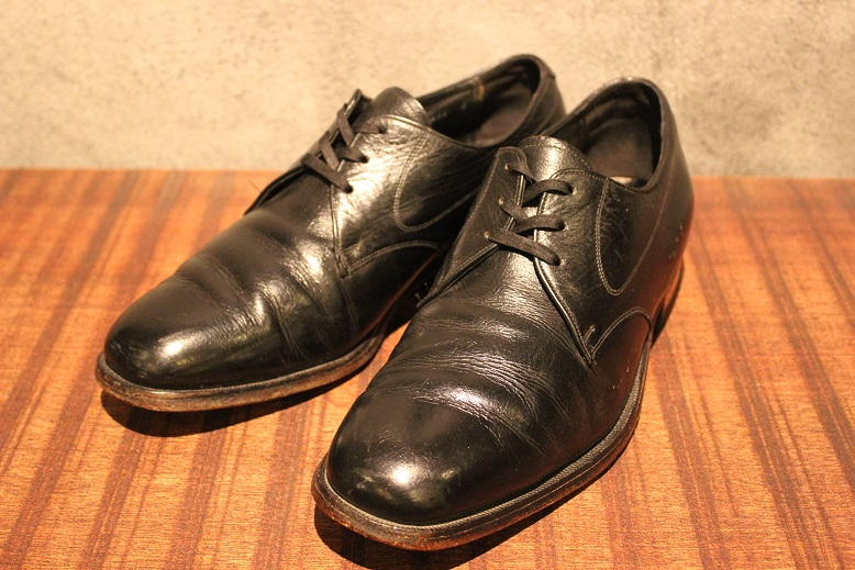 "USED ""VINTAGE LEATHER SHOES\"" ご紹介_f0191324_9202777.jpg"
