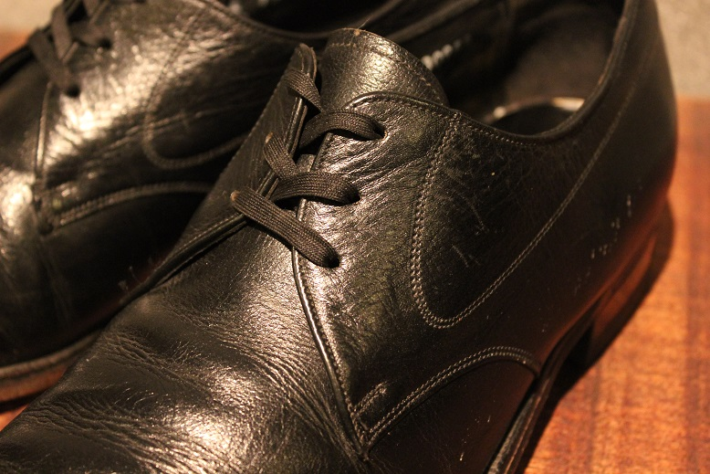 "USED ""VINTAGE LEATHER SHOES\"" ご紹介_f0191324_9203374.jpg"