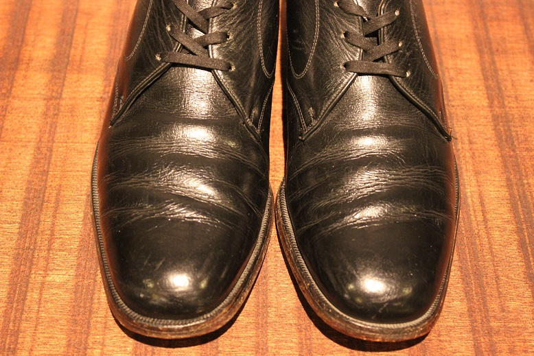 "USED ""VINTAGE LEATHER SHOES\"" ご紹介_f0191324_9203985.jpg"