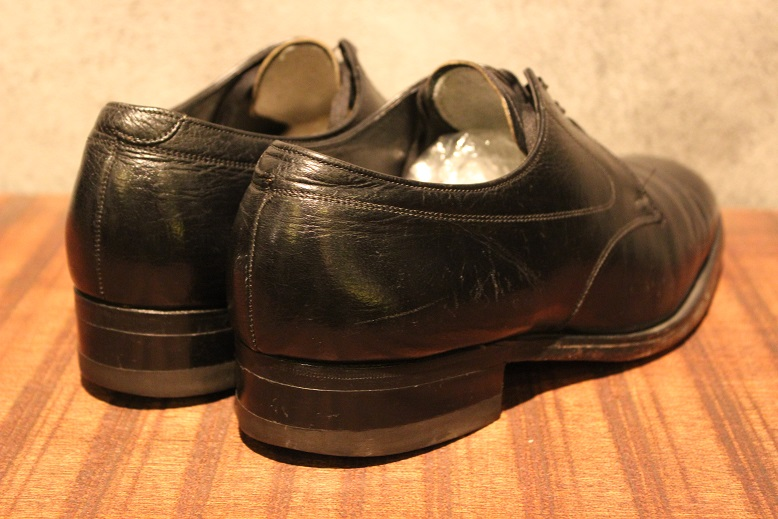 "USED ""VINTAGE LEATHER SHOES\"" ご紹介_f0191324_9205355.jpg"