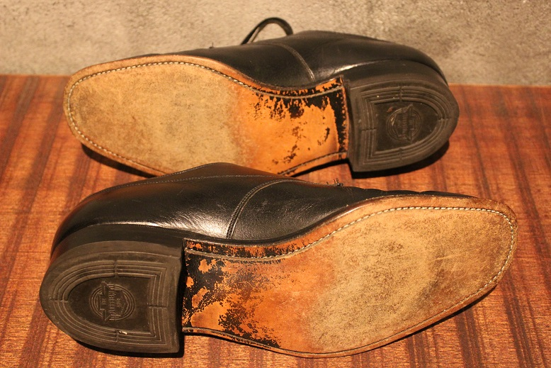 "USED ""VINTAGE LEATHER SHOES\"" ご紹介_f0191324_9214866.jpg"