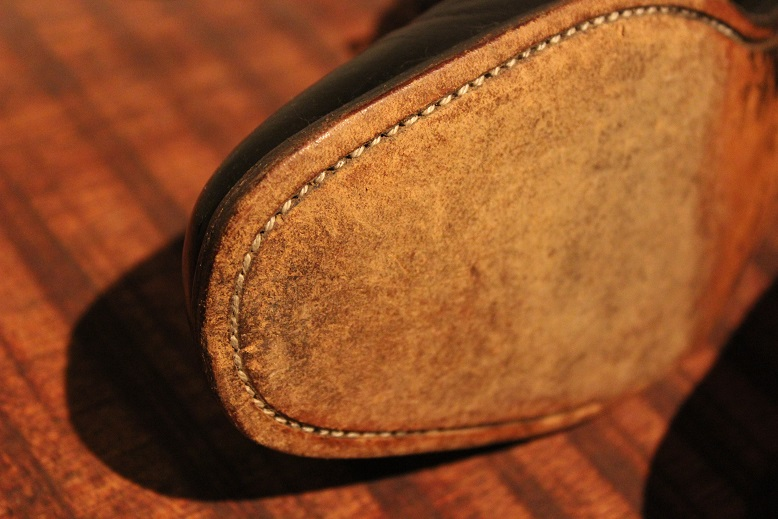 "USED ""VINTAGE LEATHER SHOES\"" ご紹介_f0191324_922230.jpg"