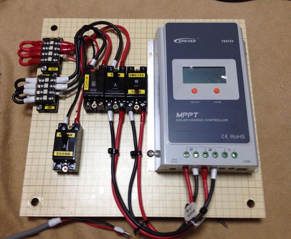 電力自給システム構築しました! オフグリッド天文台_c0061727_1037201.jpg