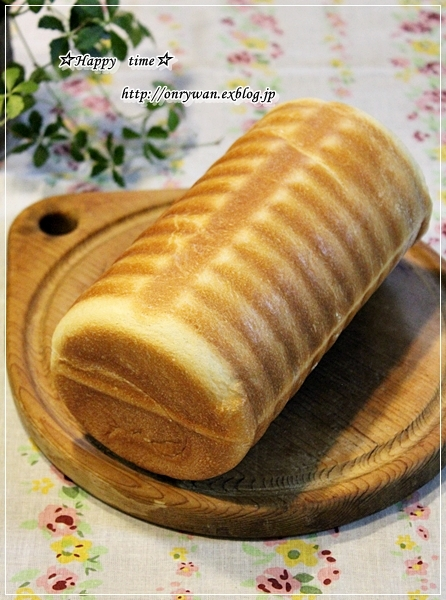 自家製ラウンドパンでサンドイッチ弁当♪_f0348032_18311315.jpg