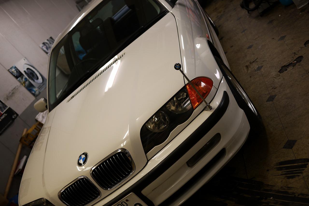 E46 初めての入庫車輌 検査_d0171835_1742855.jpg