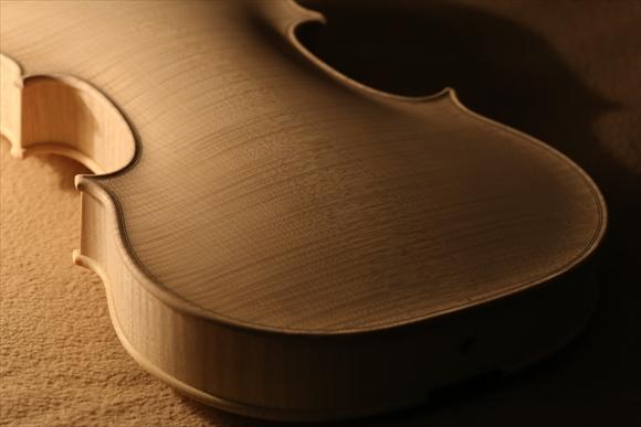 55 & ホワイトヴァイオリン_d0047461_833450.jpg