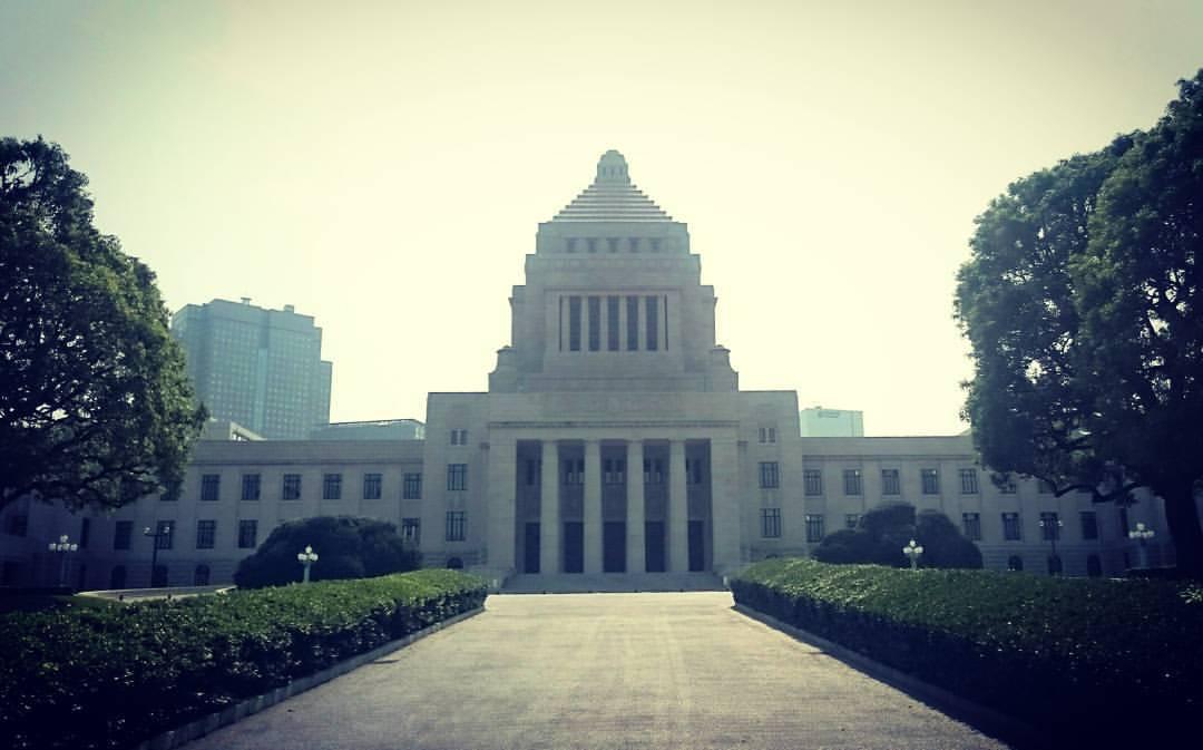 国会議事堂見学_e0075673_1011339.jpg