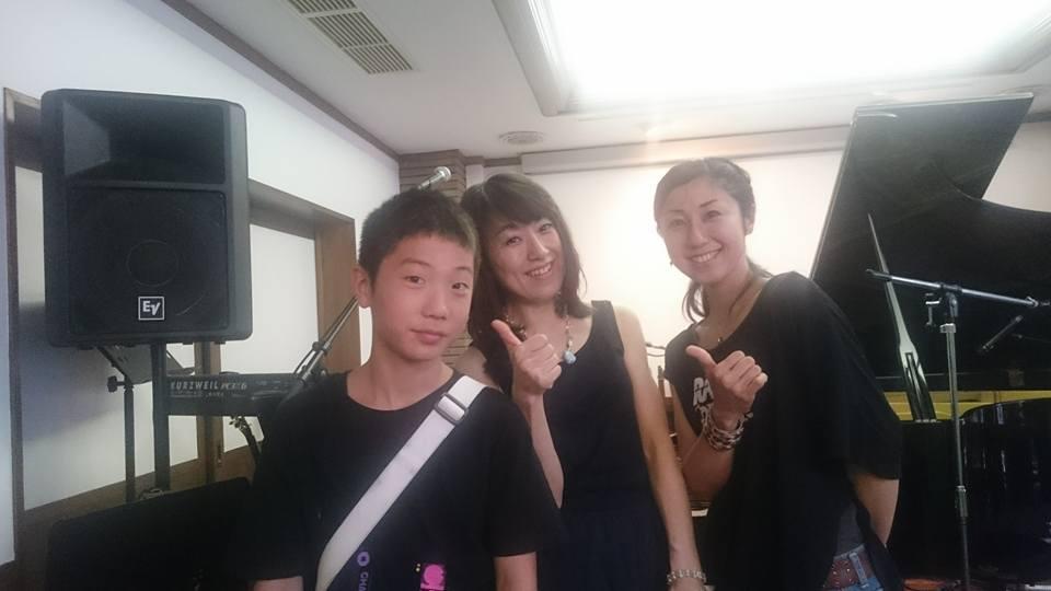 千絵さん青木さんのライブへ行って来ました。_e0075673_10243299.jpg