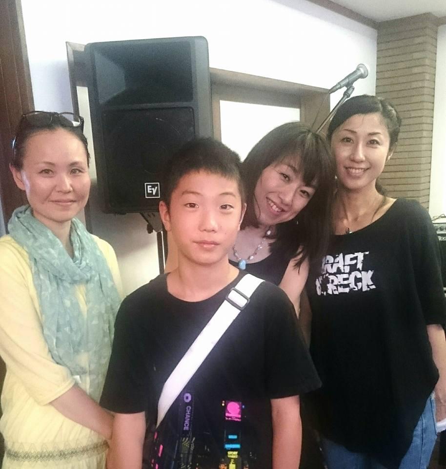 千絵さん青木さんのライブへ行って来ました。_e0075673_10244217.jpg