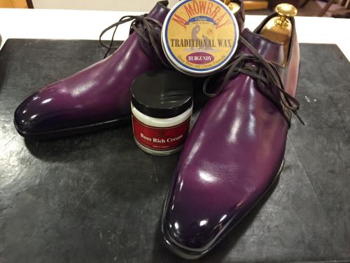 洗練された靴、チェントフェリーナ_d0166598_18231309.jpg