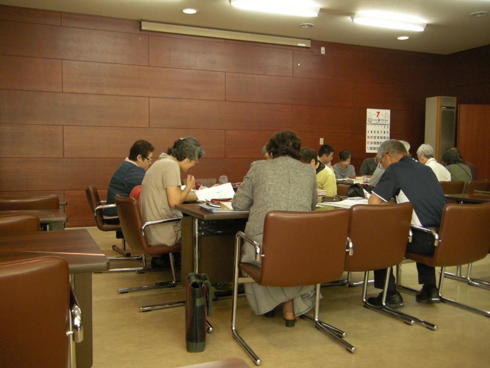 2016年7月12日(火) 学習会_f0202120_08393494.jpg