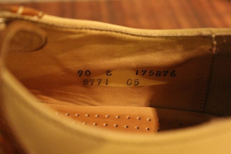 """夏に使える \""""Used Dress Shoes\"""" ご紹介_f0191324_10413569.jpg"""