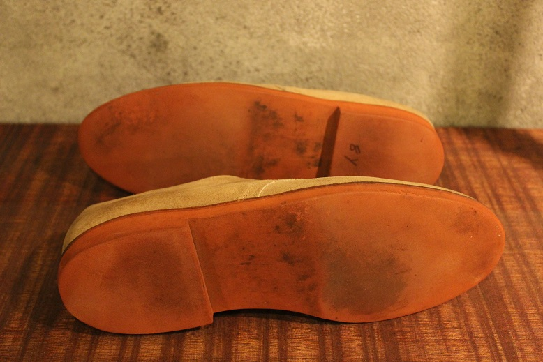 """夏に使える \""""Used Dress Shoes\"""" ご紹介_f0191324_10423519.jpg"""
